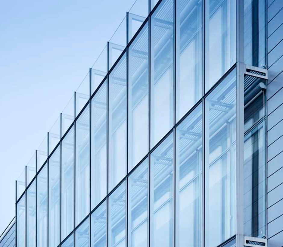 Glass Curtain Wall System