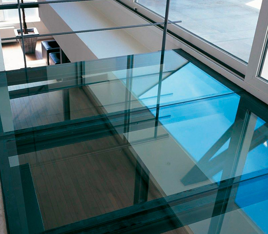 Glass Floors Systems