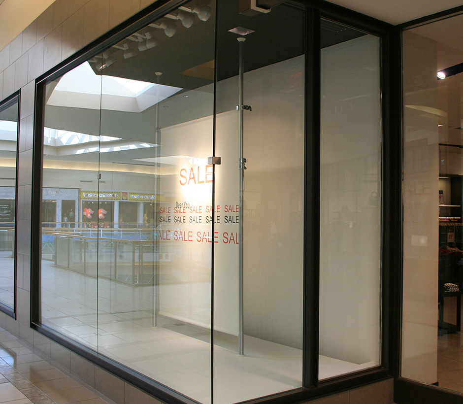 glass store fronts