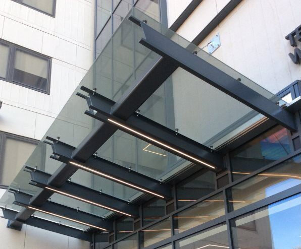 Benefits of Glass Canopies