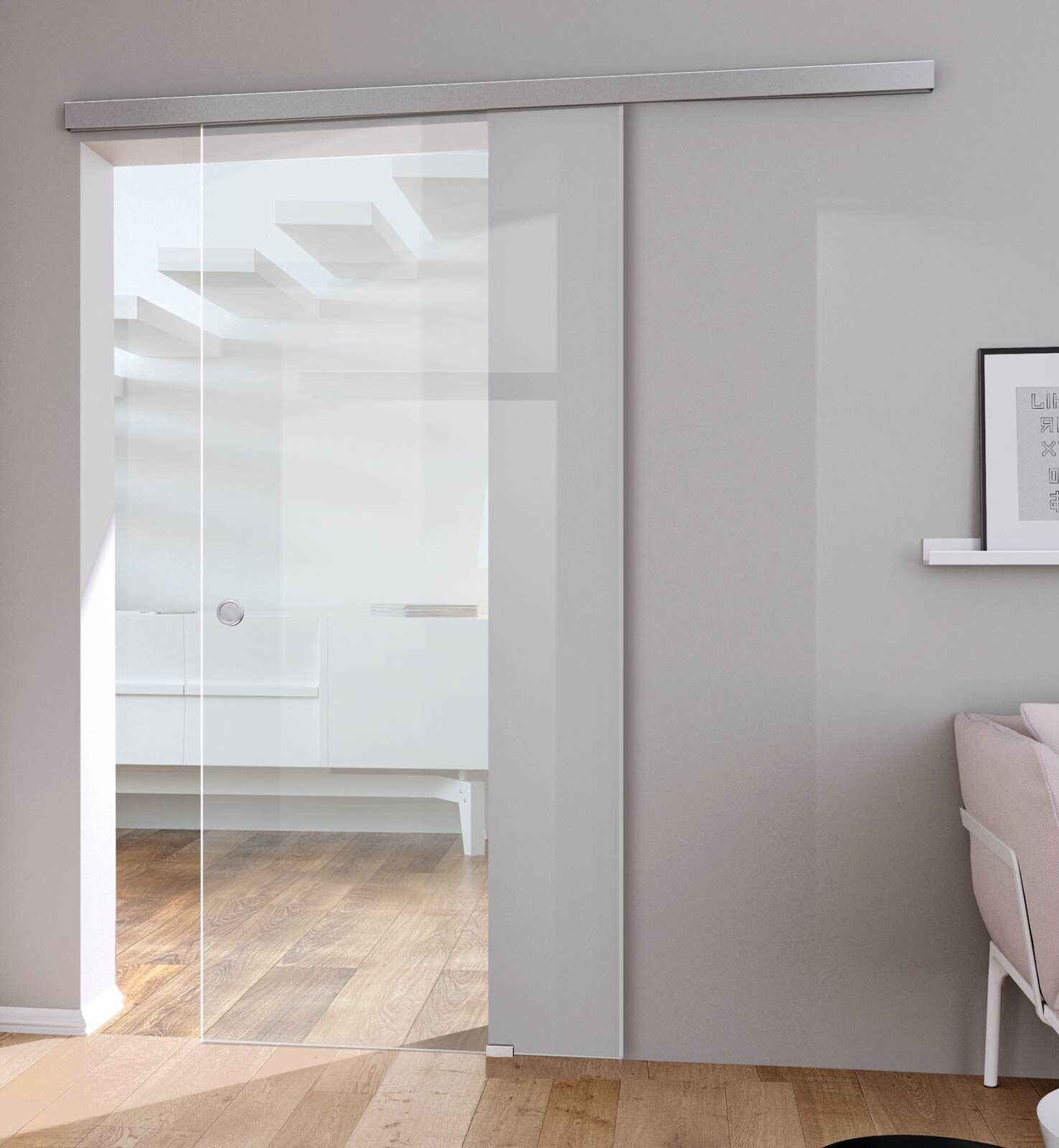 SINGLE SLIDING GLASS DOORS