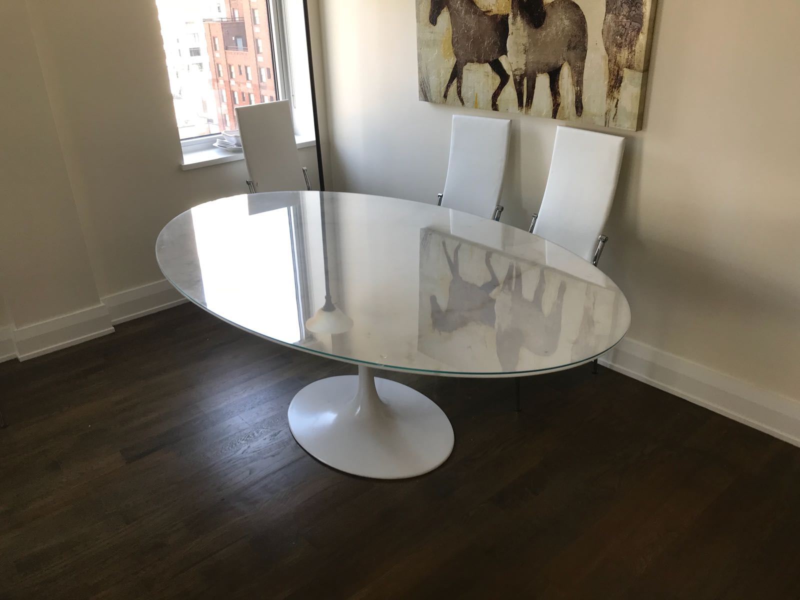 Why Glass Table Tops