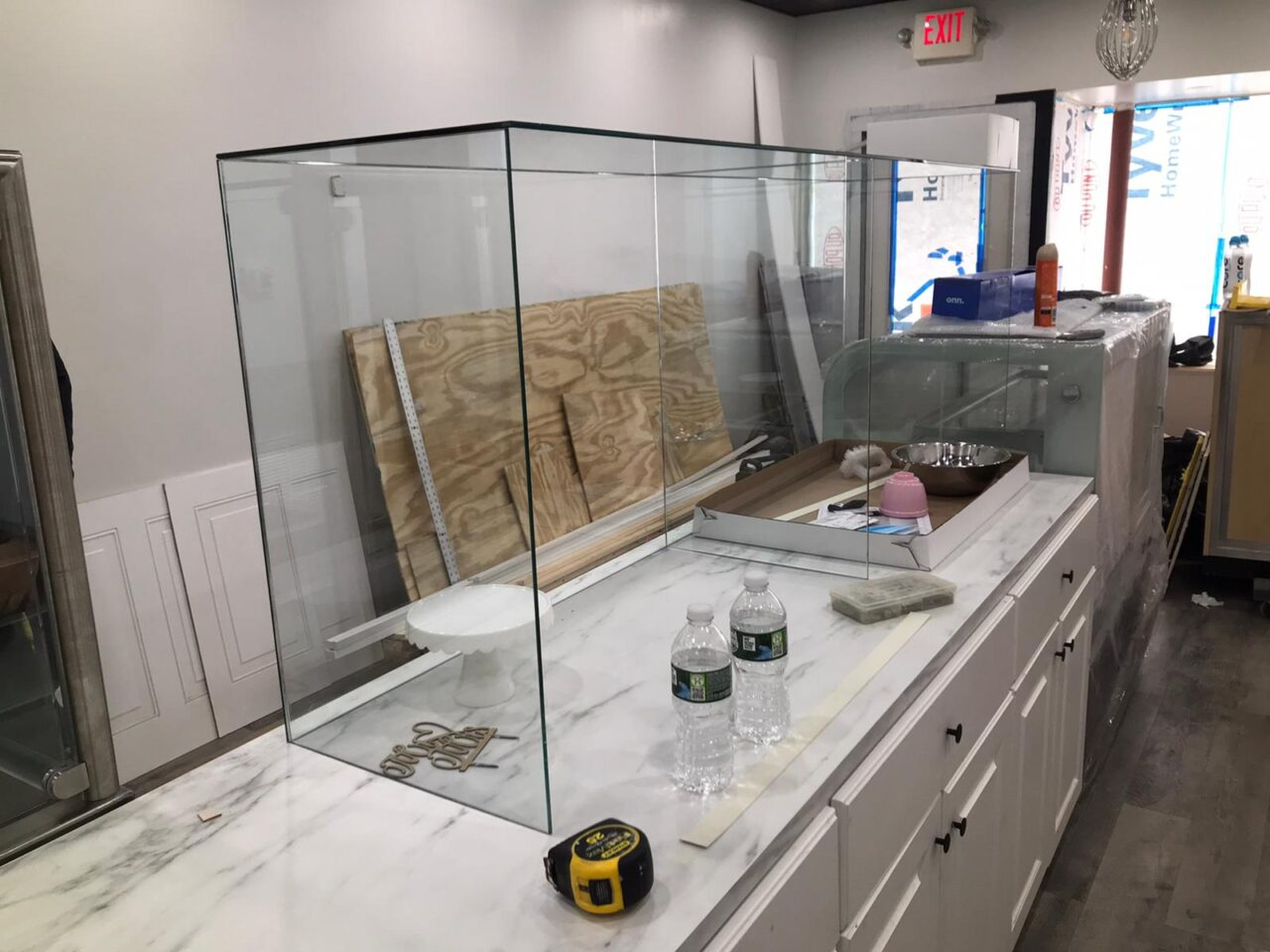 commercial glass in new york