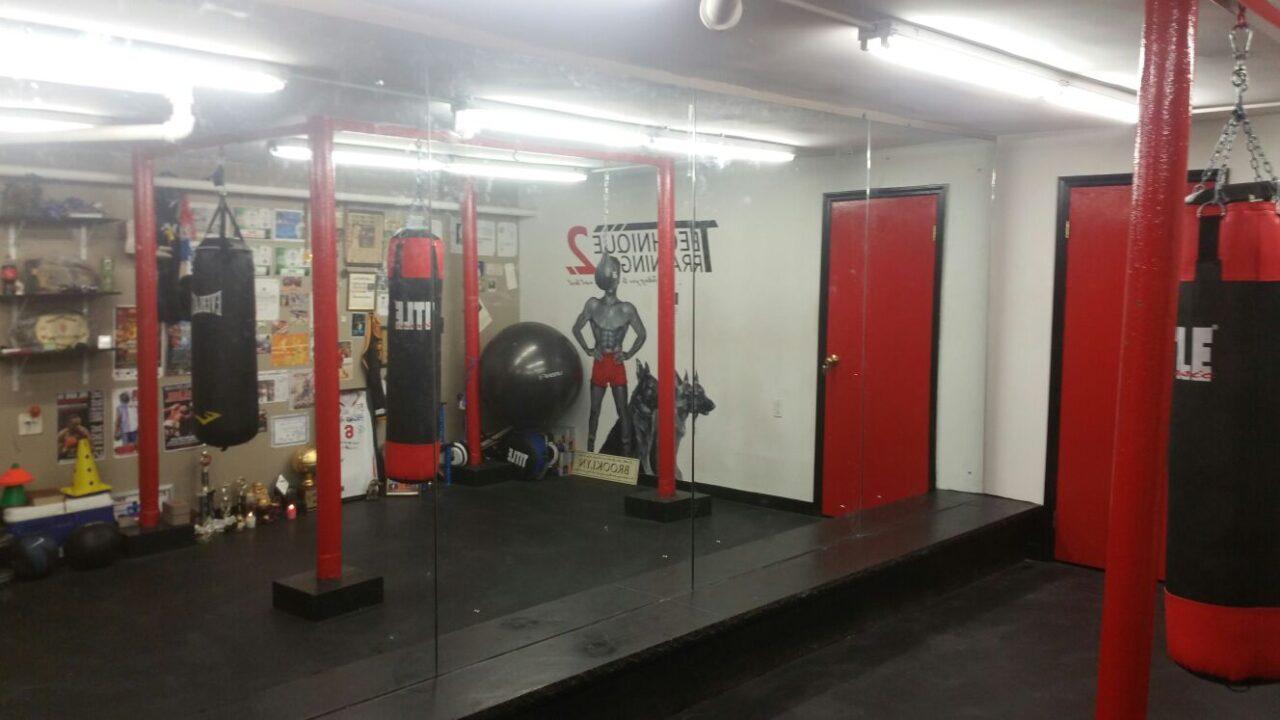 gym mirror nyc