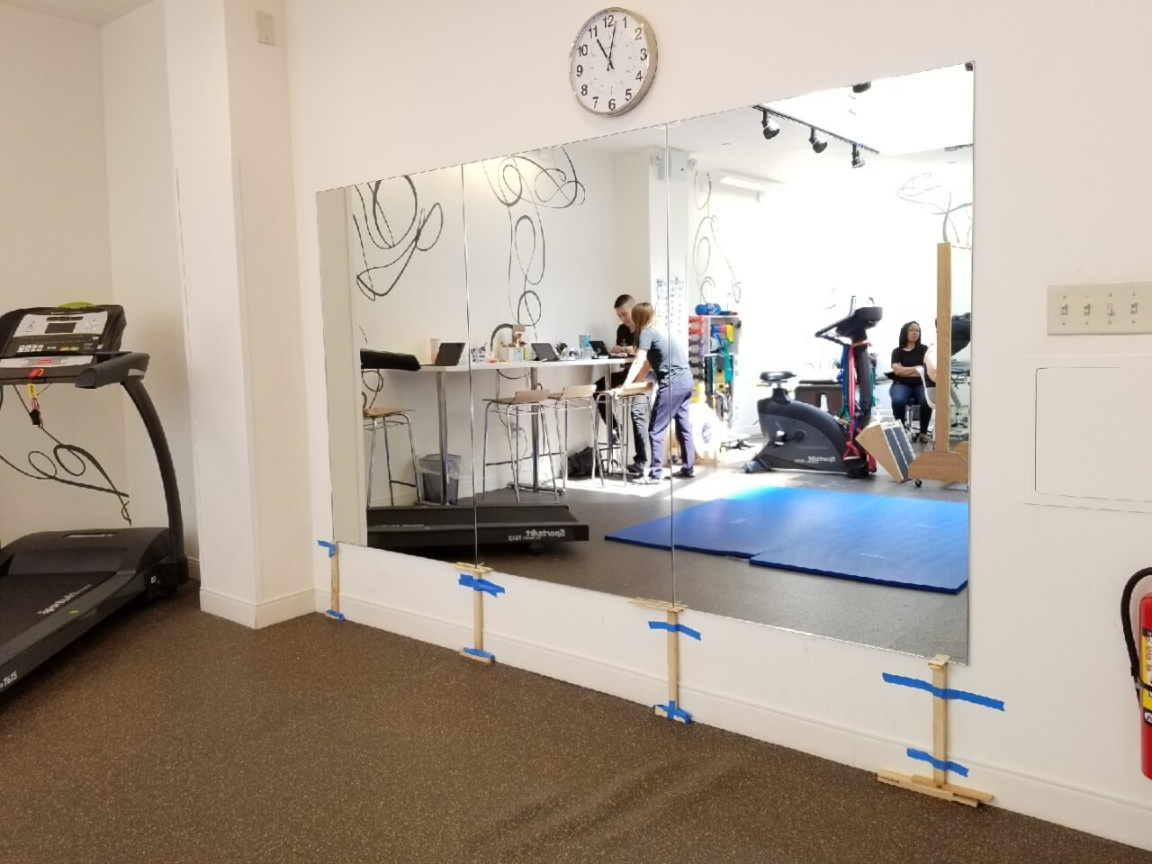 mirror gym nyc